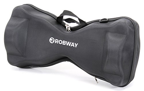 Robway Original Hoverboard W3 Hardcover - Rucksack - Tragetasche - Case - Größe 10 Zoll - Robust - Wetterbeständig