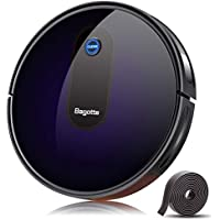 Bagotte Upgraded 2000Pa Strong Suction Robotic Vacuum Cleaner