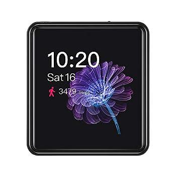 FiiO M5 AK4377 32bit /384kHz DAC chip Mini Touch Screen HiFi MP3 Music Player with Bluetooth aptX HD/LDAC USB Audio/DAC,Supports Calls and Sound Recordings Black