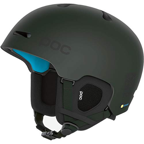 POC Fornix Spin POW Jeremy Jones 2021 - Casco de ciclismo (talla M-L), color verde