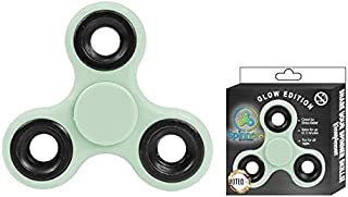 Spinners Glow In The Dark Finger Toy, Light Green