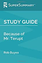 Study Guide: Because of Mr. Terupt by Rob Buyea (SuperSummary)