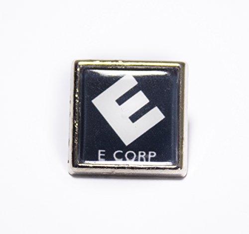 Mr Robot E Corp - Pin de solapa