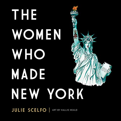 The Women Who Made New York audiobook cover art