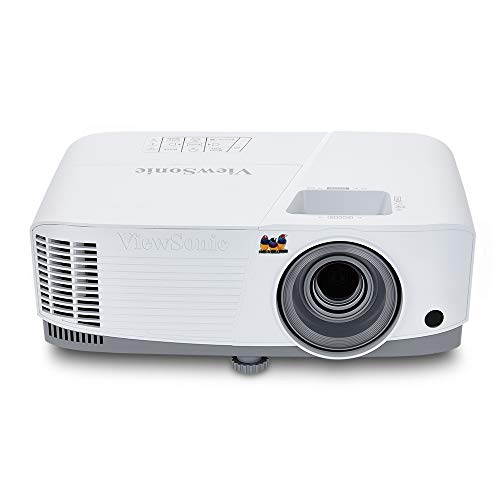 ViewSonic PG707W 4000 Lumens WXGA Networkable DLP Projector with HDMI 1.3X Optical Zoom and Low Input Lag for Home and Corporate Settings