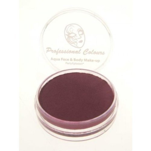 Aqua-Maquillage Berry Wine Red (- Rouge) 10g