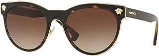 Versace VE2198 MEDUSA CHARM Phantos Sunglasses For Women+FREE Complimentary Eyewear Care Kit