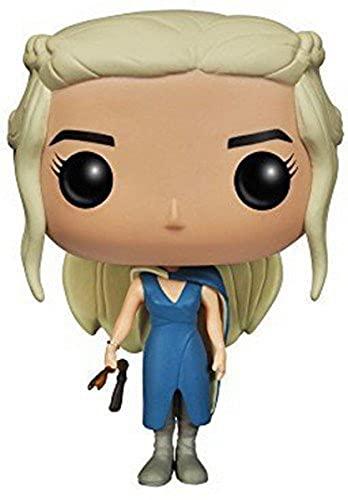 Funko POP! Juego de Tronos: Mhysa Daenerys vestido azul