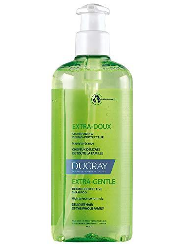 Ducray Extra Mild Shampoo mit Kopfhautschutz, 400 ml