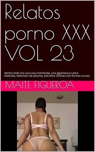 Relatos porno XXX VOL 23: dentro todo era una cosa tremenda, una gigantesca cama redonda, televisión de plasma, extraños sillones con formas curvas