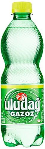 SUNTAT Uludag Gazoz, 24er Pack, EINWEG (24 x 500 ml Flaschen)