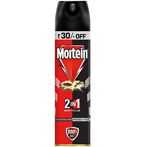 Mortein 2-in-1 Mosquito and Cockroach killer Spray - 425 ml