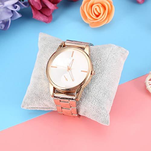 yuyte Fluwelen Sieraden Display Kussen Horloge Bangle Armband Stand Houder Opslag Organizer