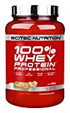 Scitec Nutrition 100% Whey Protein Professional Proteína Chocolate – Mantequilla de cacahuate 920 g
