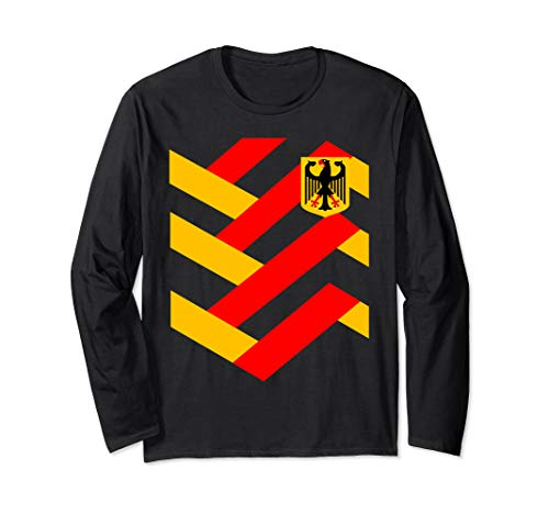 Germany 1927 National Rugby Union Team Apparel Langarmshirt