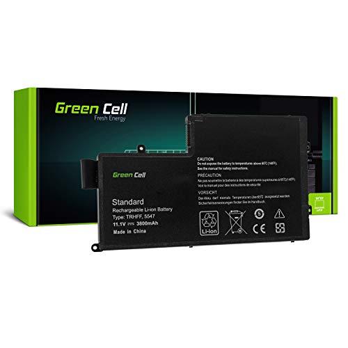Green Cell TRHFF Laptop Battery for Dell Latitude 3450 3550 Inspiron 15 5542 5543 5545 5547 5548 5557 14 5442 5443 5445 5447 (Li-Polymer Cells 3400mAh 11.1V Black)