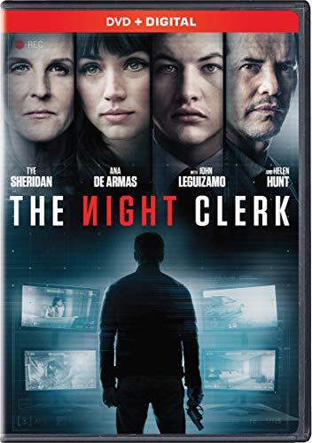 The Night Clerk [DVD + Digital]