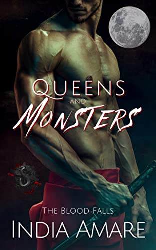 Queens and Monsters Awakening: A Vampire Shifter Romance (The Blood Falls Book 1)