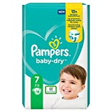 Pampers 81715572 Baby-Dry Pants windeln, weiß