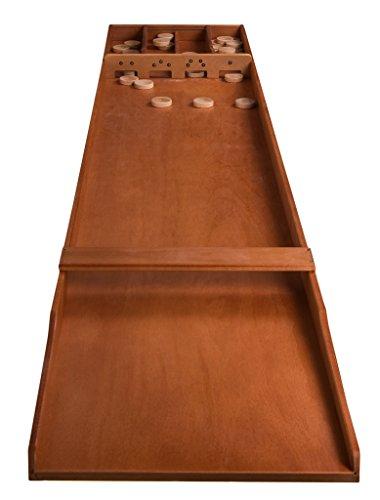 Square - Sjoelbak - Dutch Shuffleboard - Sjoelen