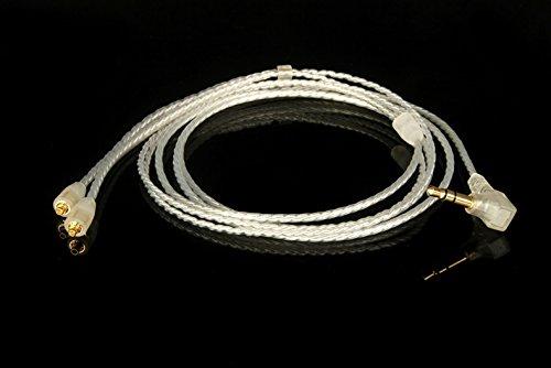 MiCity Cable de extensión de audio de repuesto para auriculares Westone UM20pro...