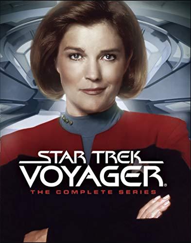 Voyager Complete DVD Series Set