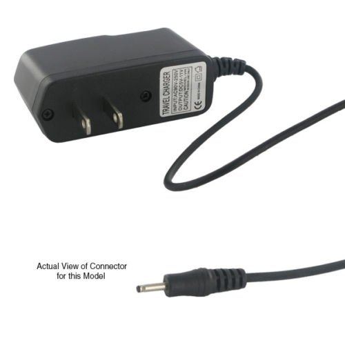 """Replacement AC Wall Charger for ZEKI 7"""" Dual Core Tablet TBDG773B"""