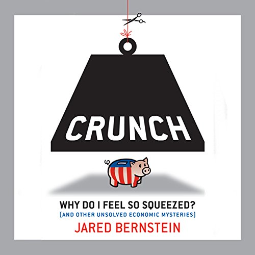 Crunch audiobook cover art