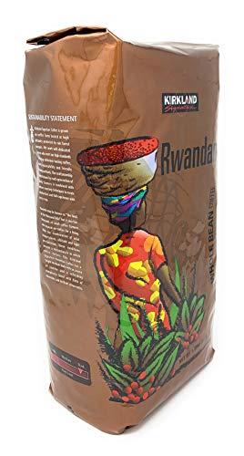 カークランド ルワンダフレンチローストレギュラーコーヒー豆 1.36kg