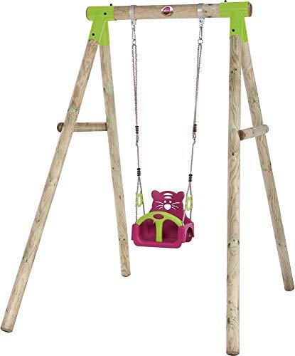 Plum Quoll 3 in 1 Children's Wooden Swing S