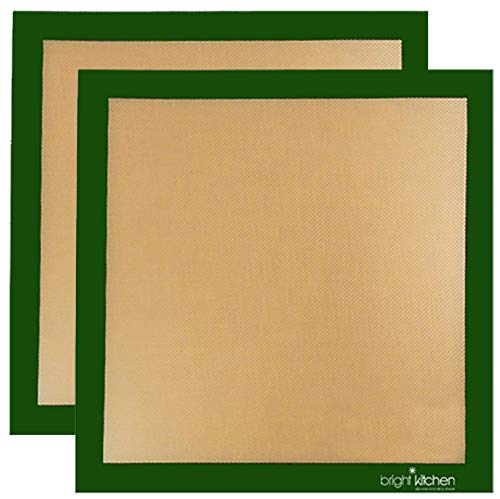 Cheap 2 X ParaFlexx Ultra Silicone 14x14 Non-Stick Fruit Leather Paraflexx Sheet: use with Excalibur