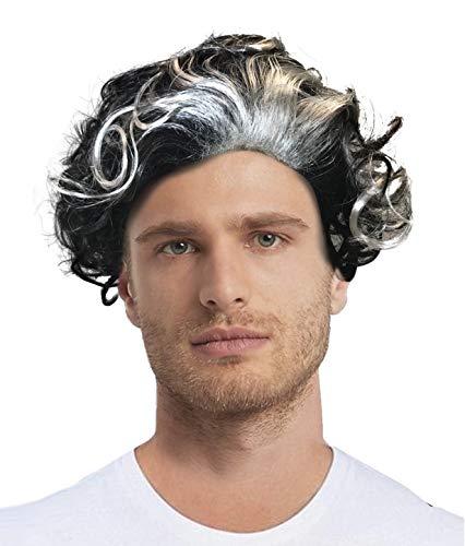 Sweeney Todd Adult Hair Wig Demon Barber of Fleet Street Costume Movie...