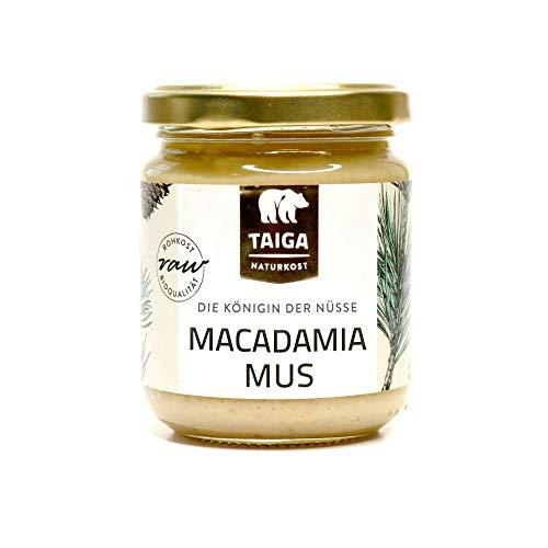 Taiga Naturkost - Macadamia-Mus - 190 g