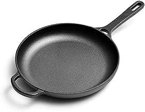 Kitchen Cookware Gusseisen Pfanne 26CM flachen Boden Antihaft-Herd Gasherd universelle multifunktionale Frühstück Steak Pf...