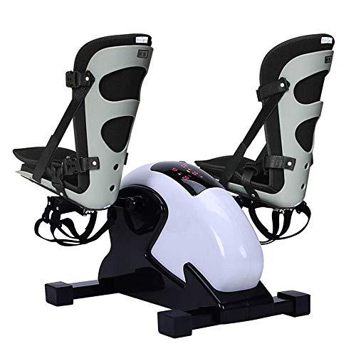 Mini Cyclette Elettrica Motorizzata per Il Fitness/Ginnico A Pedali, Ginnico A Pedale Elettrico per...
