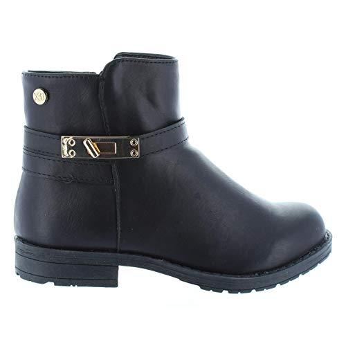 XTI Stiefel für Damen und Mädchen 53835 C Negro Schuhgröße 33