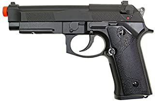 Y&P M9 BERETTA NON BLOWBACK GREEN GAS PROPANE AIRSOFT PISTOL Hand Gun w/ 6mm BB