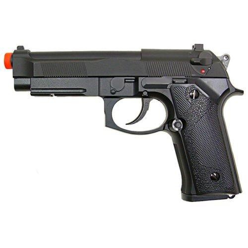 Y&P M9 BERETTA NON BLOWBACK GREEN GAS PROPANE AIRSOFT PISTOL Hand Gun w/ 6mm BB