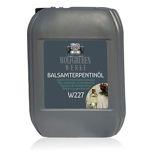 Balsamterpentinöl Natur Terpentinöl Balsam Verdünner Ölfarben W227-5L