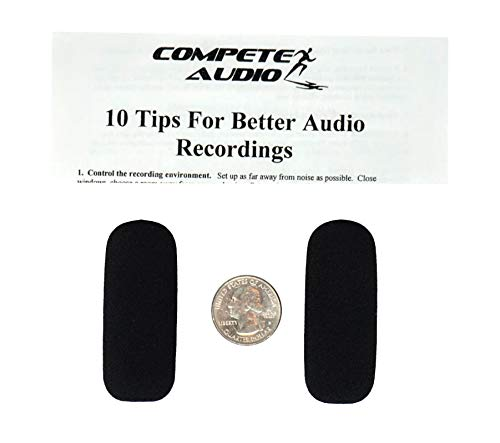 Compete Audio BA20 Replacement Headset Headband Cushion for Bose A20 Aviation Headsets
