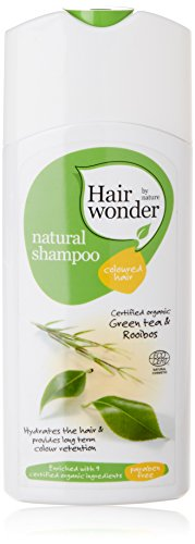 Hairwonder Natural Shampoo Coloured Hair, 200 ml