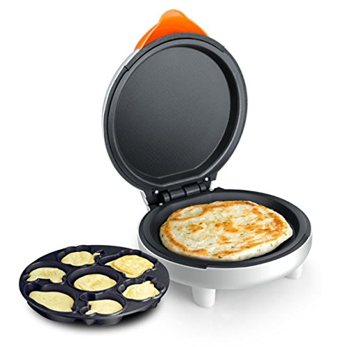 Huaishu Multi-function Mini Cartoon Electric Baking Pan Pizza Pancake Machine Home Crepe Omelette Maker Frying Pan Machine