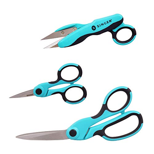 Singer Bundle - Detail Scissors, Thread Snips, 8.5' Scissors