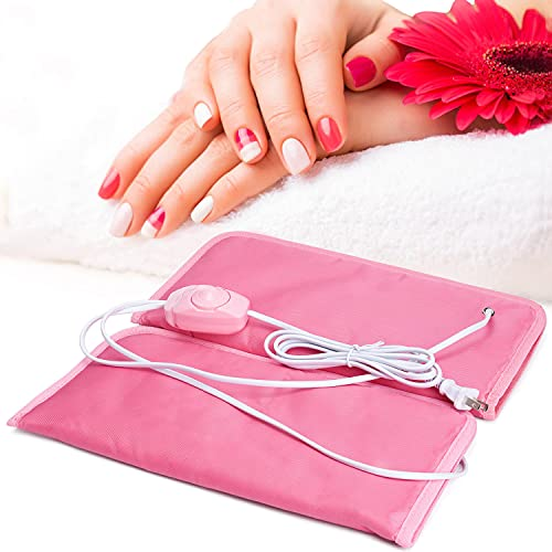 Noverlife Electric Heated Mittens Gloves for Paraffin Hand Wax...