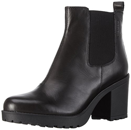 Vagabond Grace 4228-101, Damen Chelsea Boots, Schwarz (Black), 42 EU (8 UK)