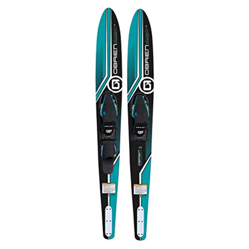 O'Brien Celebrity Combo Water Skis, 64'