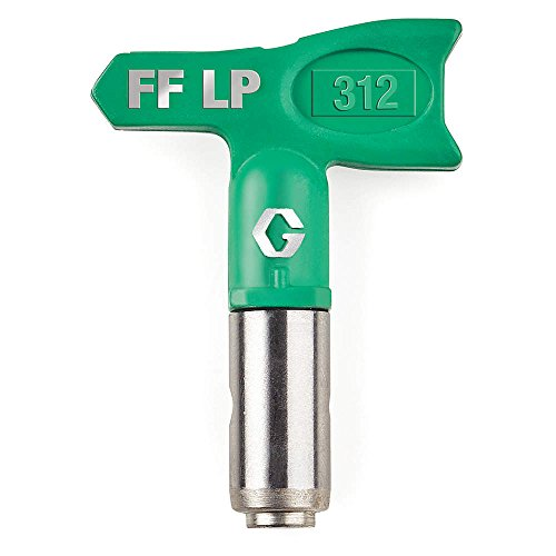 Graco FFLP312 Fine Finish Low Pressure RAC X Reversible Tip for Airless Paint Spray Guns