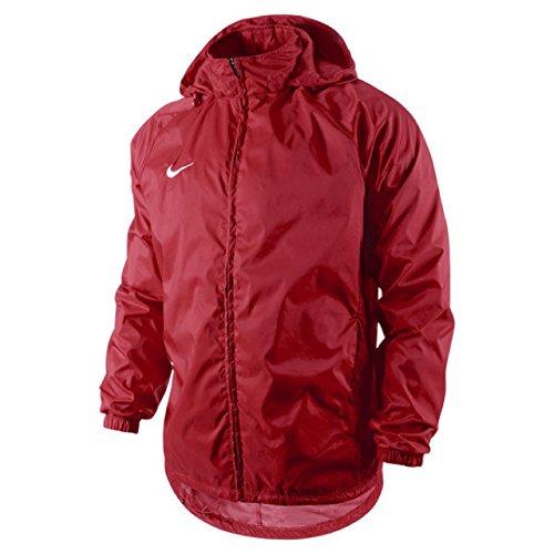 Nike Herren Regenjacke Foundation 12, university rot/weiß, S, 447432-657