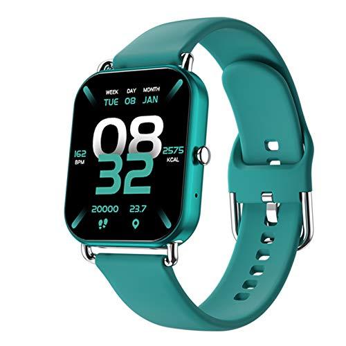 ZGLXZ F13 Smart Watch 1.69 Pulgadas Full Touch Sports Smart Watch Smart Presión Smart Reloj Presión Monitoreo De La Pulsera De Salud para iOS Android,A