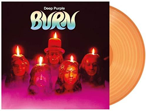 Burn (Opaque Orange Vinyl) [Vinyl LP]